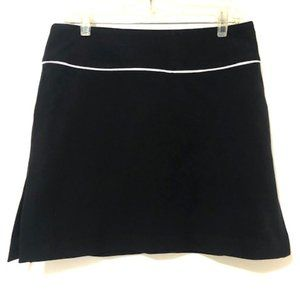 Sport Haley Skort w/ Crystal-Like Accent Buttons